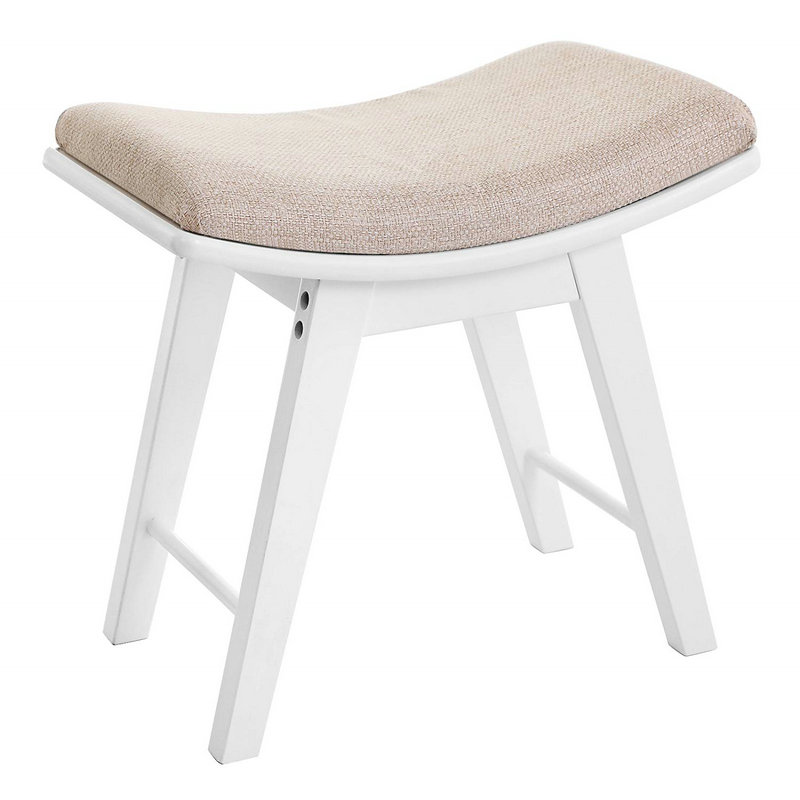 Curved Dressing Stool