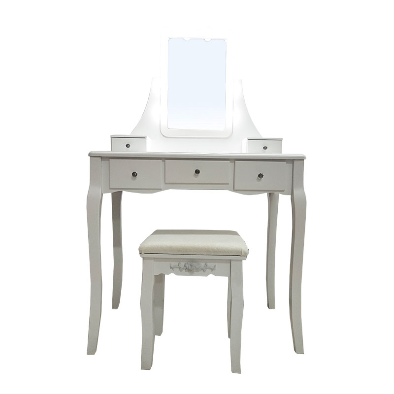 5 Square Mirror With Light Dressing Table