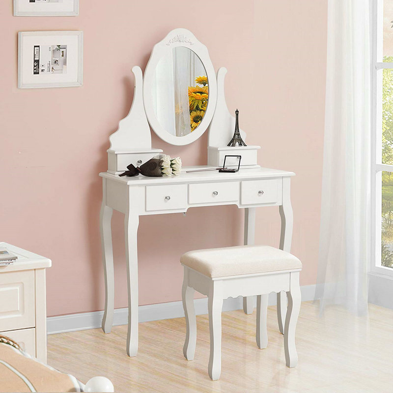 How to choose a dressing table in the bedroom?