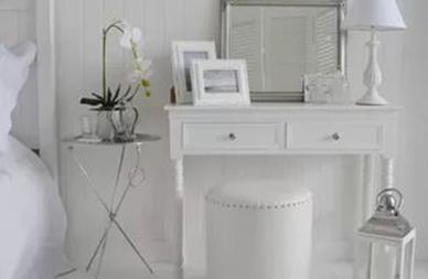 Maintenance method of white furniture